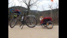 TV07 : Cyclopattes – Voyager à vélo avec son chien