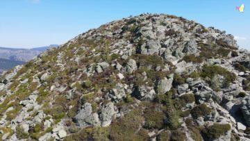 TV07 : Mont Gerbier de Jonc (07) – Drone