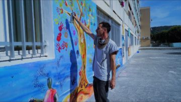 TV07 / A la rencontre de Willx (Artiste peintre)
